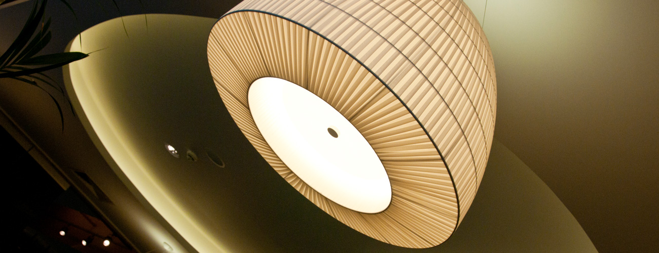 Lamp project for Hampton by Hilton
