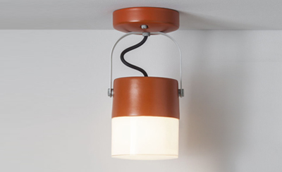 Swing ceiling light