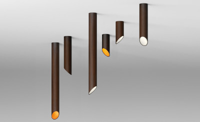Pipe shape light