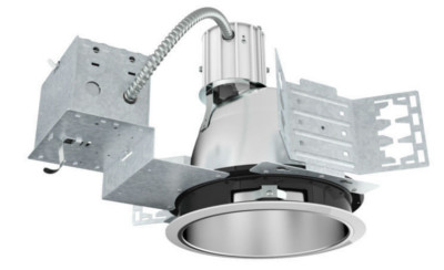 Recessed LED lamp